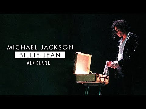 Michael Jackson - Billie Jean - Live in Auckland - 1996
