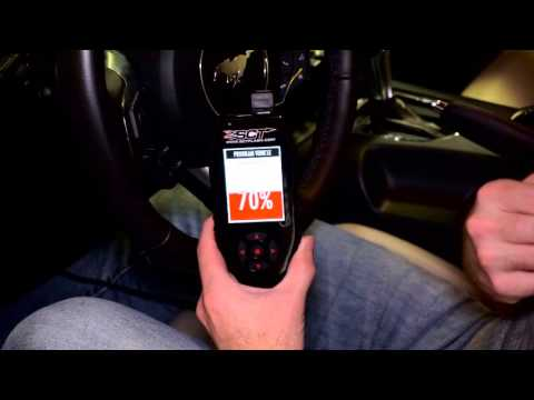 Learn to program your vehicle using the SCT X4
