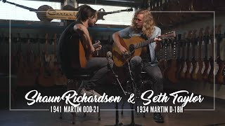 Shaun Richardson & Seth Taylor // All Good Things
