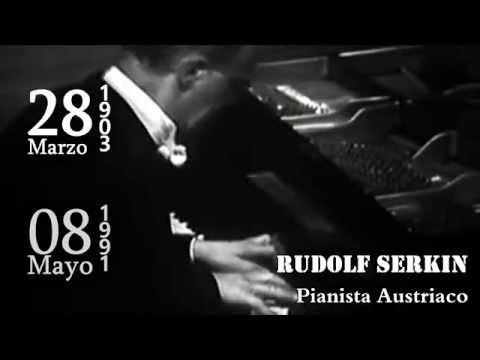 MARZO 28. Rudolf Serkin, Tete Montoliu & Jerome Isaac Friedman,…