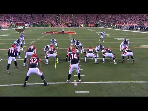 Jeremy Hill 85 yard touchdown (2014)