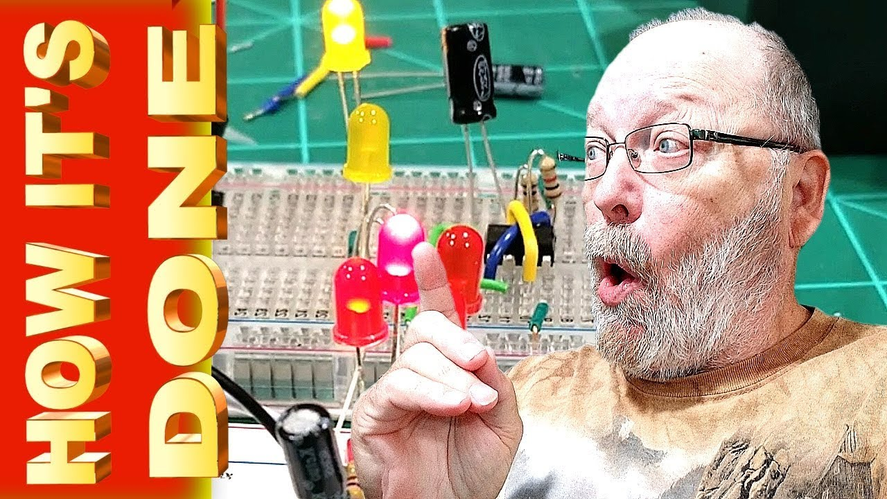 Easy Grade Crossing Flasher Circuits For Your Model Railroad on