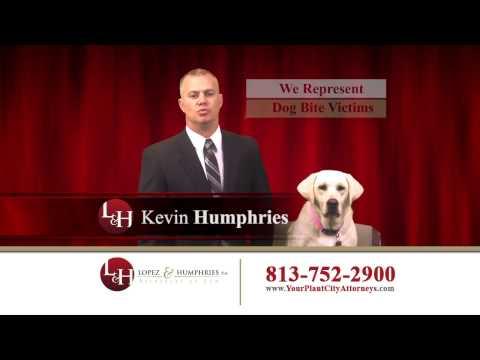 Bitten By A Dog? | Dog Bite Attorney Plant City FL | http://www.YourPlantCityAttorneys.com
