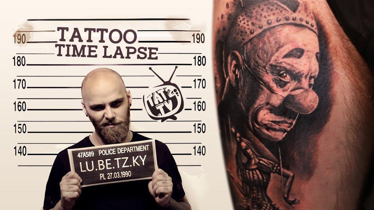 693f84fea Tattoo Timelapse - Igor Lubecki - YouTube