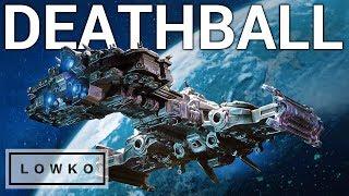 StarCraft 2: The Terran Deathball!