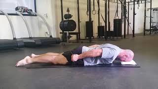 Mobility Exercise: Prone Scapular CARS