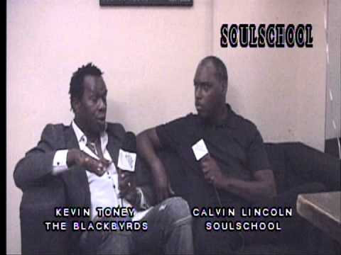 Soul School Television Interview w/Kevin Toney of the Black Byrds - Tribute to Donald Byrd Pt. 1