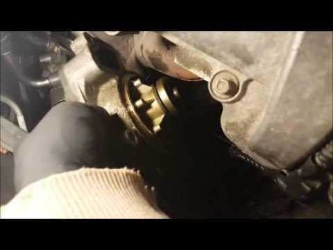 2008 Pontiac G6 2.4 (2.2) Ecotec water pump replacement - Complete ...