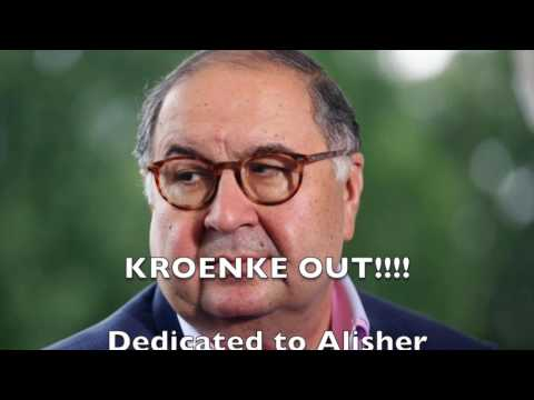 Alisher Usmanov Vs Stan Kroenke The Most Evil Man In The World