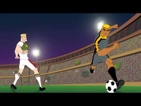 Süper Golcüler - Yenilmezler ile Maç