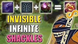 8 sec Duration Invisible Shackles with 7.5 sec Cooldown [20k Gold Comeback] Dota 2 Ability Draft thumbnail