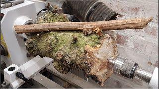 Woodturning - The Poisoned Chalice