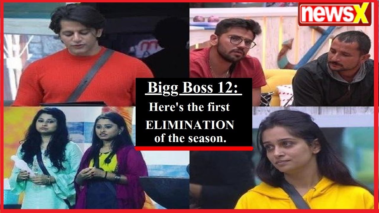 Bigg Boss Season 12: Here's the first elimination of the season
