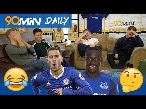 Are Hazard and Chelsea back to their best!? | Should Niasse be banned for diving!? | 90min Daily