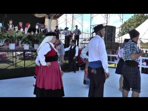 Holy Ghost festival - Fall River, MA - 2013 - Folk dances part 2