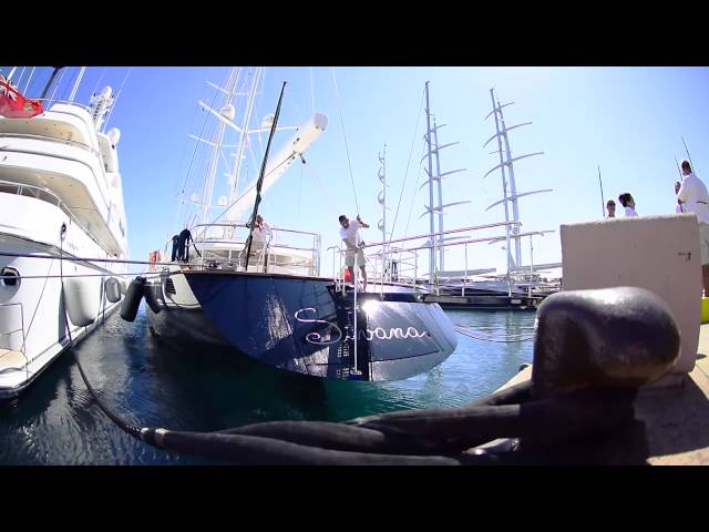 Perini Navi Cup 2015 : Race Preparations