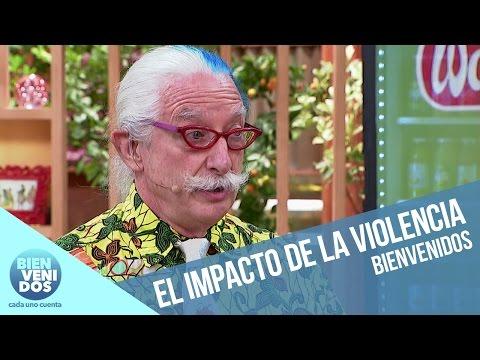 Patch Adams y el impacto de la violencia   Bienvenidos