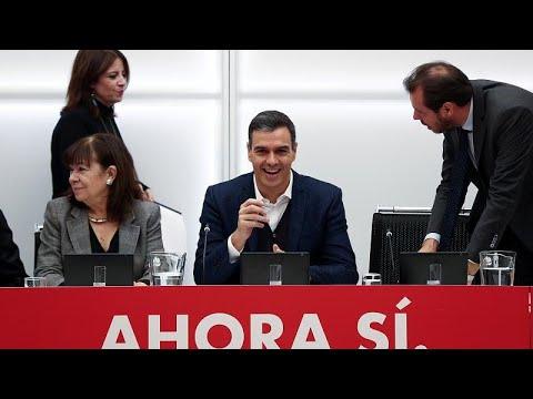 Eleições acentuam bloqueio espanhol