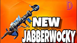 NEW JABBERWOCKY REVIEW | IS IT GOOD? | FORTNITE SAVE THE WORLD