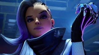 Короткометражка Overwatch «Покушение». Анонс Сомбры