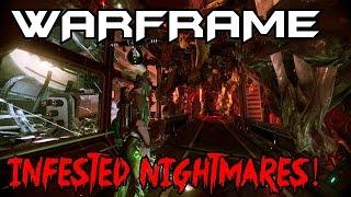"""WARFRAME: INFESTED NIGHTMARES! ★ """"Survive or DIE on Ishtar (Venus)"""" Let"""