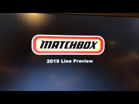 Matchbox 2019 New Models Preview