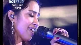 The Singing Beauty Star Shreya Ghosal, Music ka Maha Muqqabla   YouTube 0xfw 360p