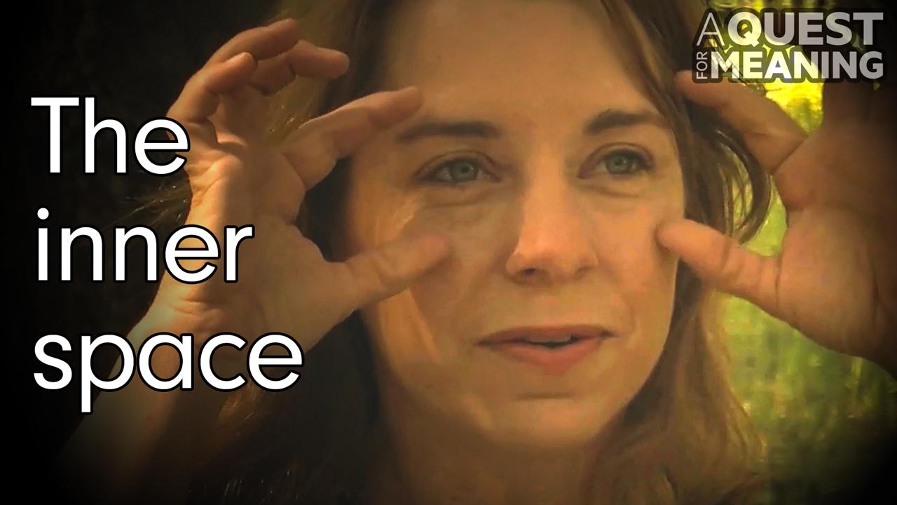 """The inner space"" by Cassandra Vieten"