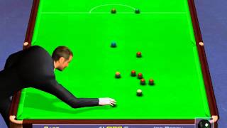 World Championship Snooker 2004 Try 11 part 2 of 2 (PC Gameplay)
