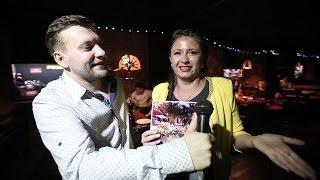 Видео отчет: Ночь Подарков в клубе-ресторане