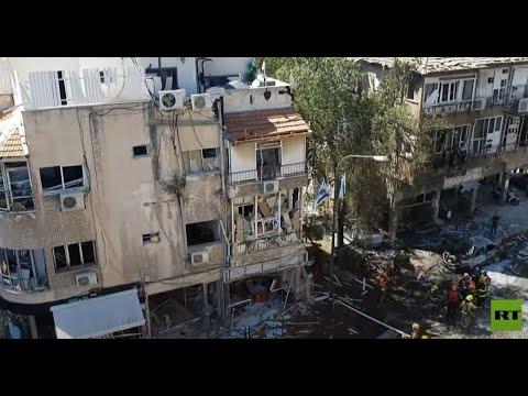 سقوط صاروخين فلسطينيين على مدينة رمات غان قرب تل أبيب  - نشر قبل 4 ساعة