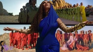 Beyonce STOLE Video Idea From South African Artist For Spirit + Bigger Video ?
