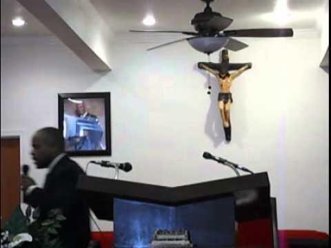 Pastor Michael Barrett Jr - Sermon date 09/15/13