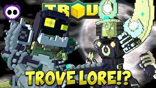 NEW TUTORIAL & TROVE LORE!? ✪ Trove Adventure Update