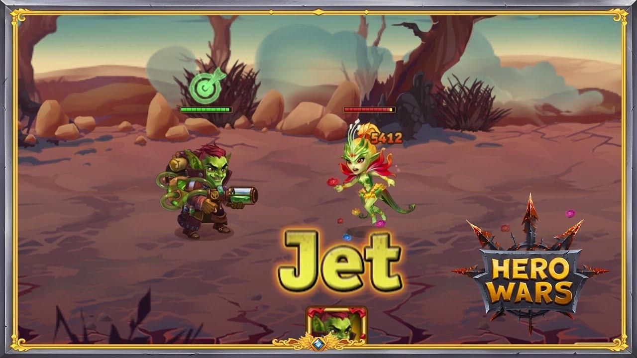 Hero Wars — Jet