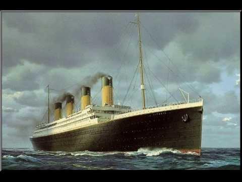 Титаник До и после1912 2013)
