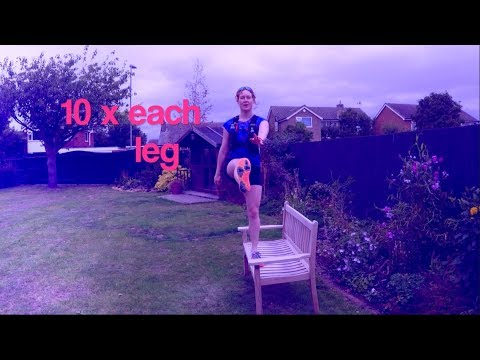 Train for HILLS in a FLAT place! Bench Beasting #2