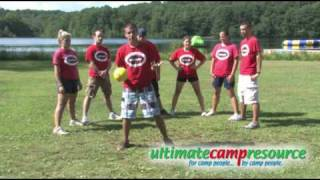 Human Pinball Camp Game - Ultimate Camp Resource