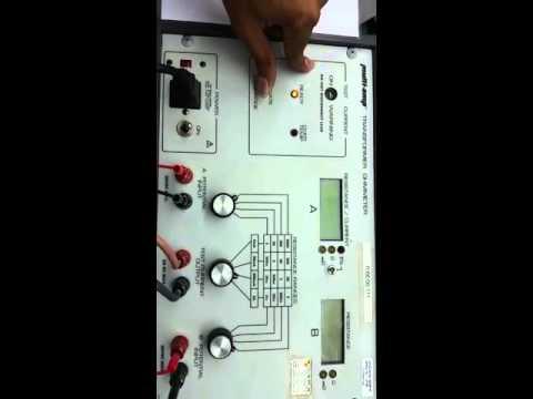 Transformer Ohmeter
