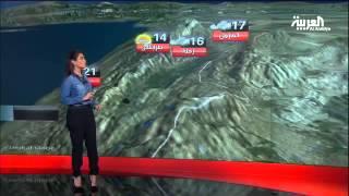أمطار و عواصف رعدية على لبنان غدا