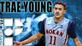 Trae young dominates the eybl from start to finish! official summer mixtape!
