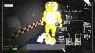 Five Nights At Freddy with O.S.T Gamer and Ogiria Veronly