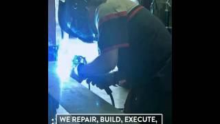 Metal Fabrication Aluminum Welding