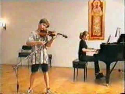 Violin Virtuoso Tymur Melnyk Tchaikowsky Russian Dance