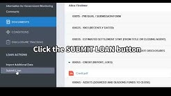 LendSure Broker Portal - How to Submit a Loan File