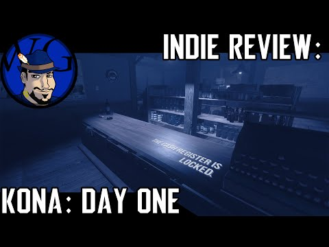 Indie Game Review: Kona - Day One | Story Driven Adventure | Great Indie Games on Steam