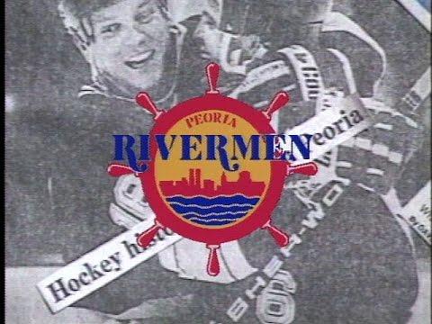 Rivermen   A Dream Season   1990 91 Turner Cup Champions