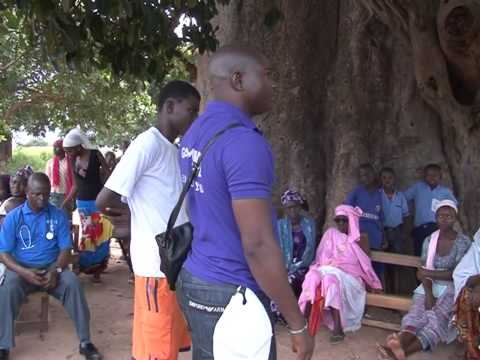 RCCG CMB 7 DAY VISIT IN THE GAMBIA