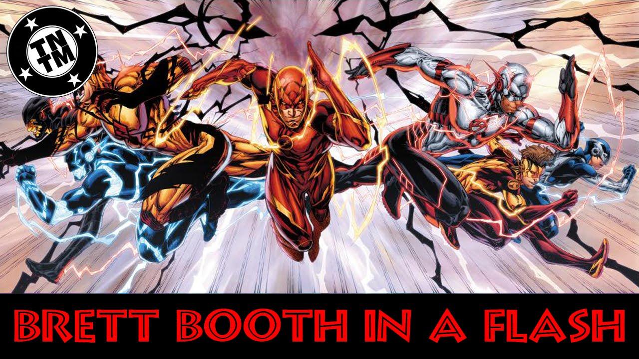 interview with dc comics artist brett booth tntm comic book talk