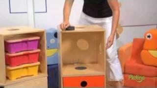 P'kolino Kubes And Play Kits - Playfully Smart Storage